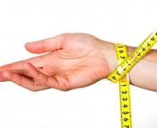 Как измерить запястье ?