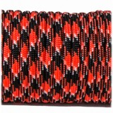 Paracord Type III 550, tiger camo #107