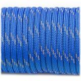 Paracord reflective, blue #r3001