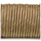 Paracord reflective, coyote brown #r3012