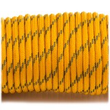 Paracord reflective, golden rod #r3087