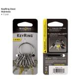 Брелок Keyring steel - S-biner (нерж.)