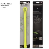 "Хомут Gear Tie Reusable Rubber Twist Tie 32"", 2 шт."