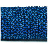 Paracord Type II 425, blue snake #268