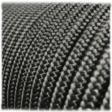 Black PPM Cord - 4mm.