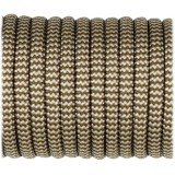 Paracord Type III 550, grey white wave #405