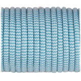 Paracord Type III 550, silver ice mint wave #412