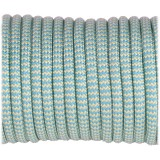Paracord Type III 550, tan ice mint wave #418
