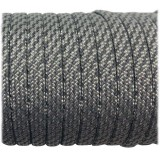 Coreless Paracord, Super-reflective Silver Twist #002