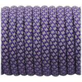 Супер светоотражающий 50/50 , Purple Snake #026 #026