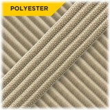 Paracord Type III 550 (PES) Sand #0393