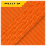 Paracord Type III 550 (PES) Sofit orange #10272