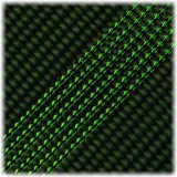 Microcord (1.4 mm), Neon black #018-175
