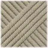 Катоновый шнур - 8 мм белый