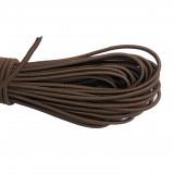 Shock Cord (3 mm), Chocolate #s178-3