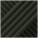 Нейлоновый шнур 8mm - Dark Khaki #009