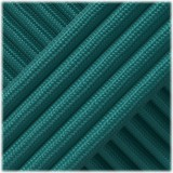 Нейлоновый шнур 8mm - Neon turquoise #034
