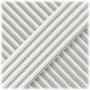 Paracord Type III 550, white #007