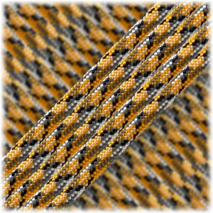 Paracord Type III 550, rust #301
