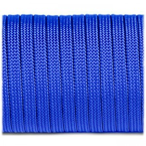 Coreless Paracord, blue #001-H