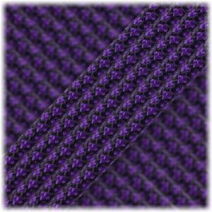 Paracord Type III 550, purple snake #267