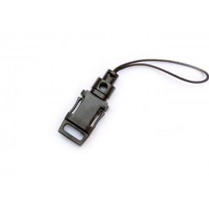 Фастекс с фиксатором для темляка - 3