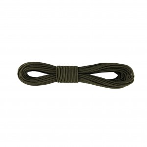 Shock cord (2 mm), army green #s010-2