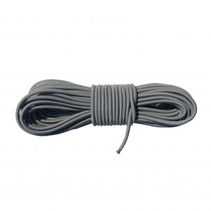 Shock cord (3,6 mm), dark grey #s030