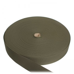 Лента ременная, 40 мм, олива полиамидная