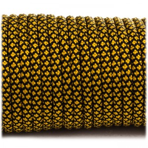 Paracord Type III 550, golden rod snake #085
