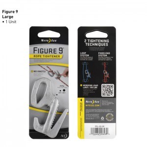 """Крепеж для натяжения троса Figure 9"""", L"""