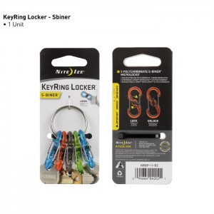 Брелок для ключей Locker - S-biner