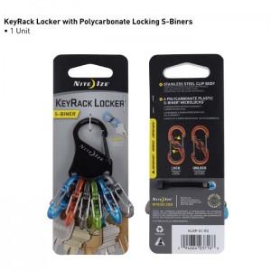 Брелок Keyrack Locker - S-Biner
