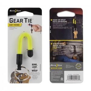 Хомут с кольцом для ключей Gear Tie