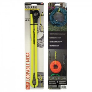 Хомуты с петлей Gear Tie Loopable Mega 32""