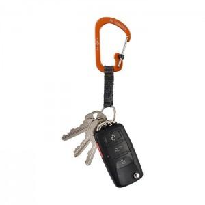 Карабин для ключей (алюм.) SlideLock