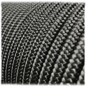 Black PPM Cord - 4mm.
