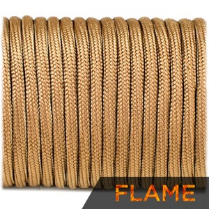 Flamecord, coyote brown #012-F