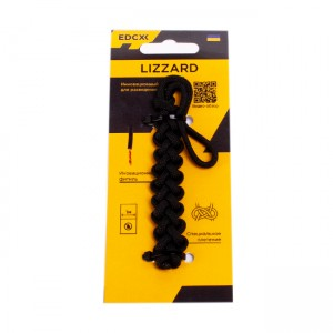 "Темляк ""Lizzard"", Black"