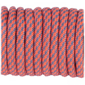 Paracord Type III 550, grey sofit twist #402