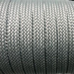 Paracord Coreless 14мм , grey #032