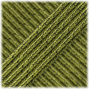 Paracord Type III 550, Dirty yellow #319