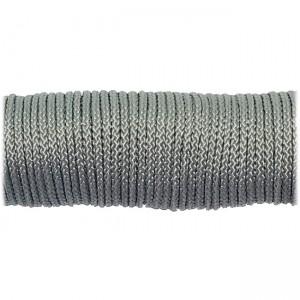 Microcord (1.2 mm), silver #002-1
