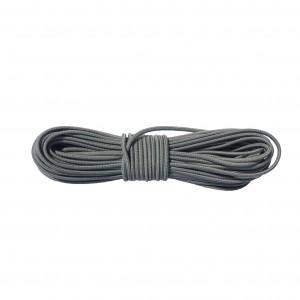 Shock cord (2,5 mm), dark grey #s030