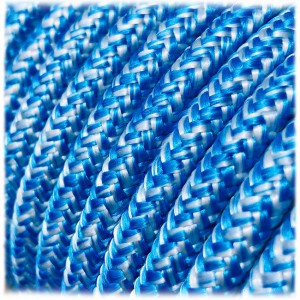 Blue Sweater PPM Cord #629 - 6mm.