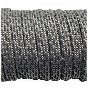 Coreless Paracord, Super-reflective Silver Martiix #002