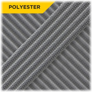 Paracord Type III 550 (PES) Gray #6184