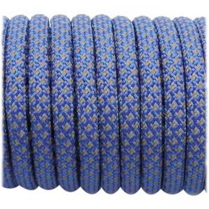Супер светоотражающий 50/50 , Blue Snake #001