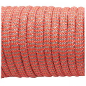 Супер светоотражающий 50/50 , Sofit Orange Wave #345