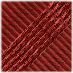 Paracord Type III 550, Dirty Red #dt324